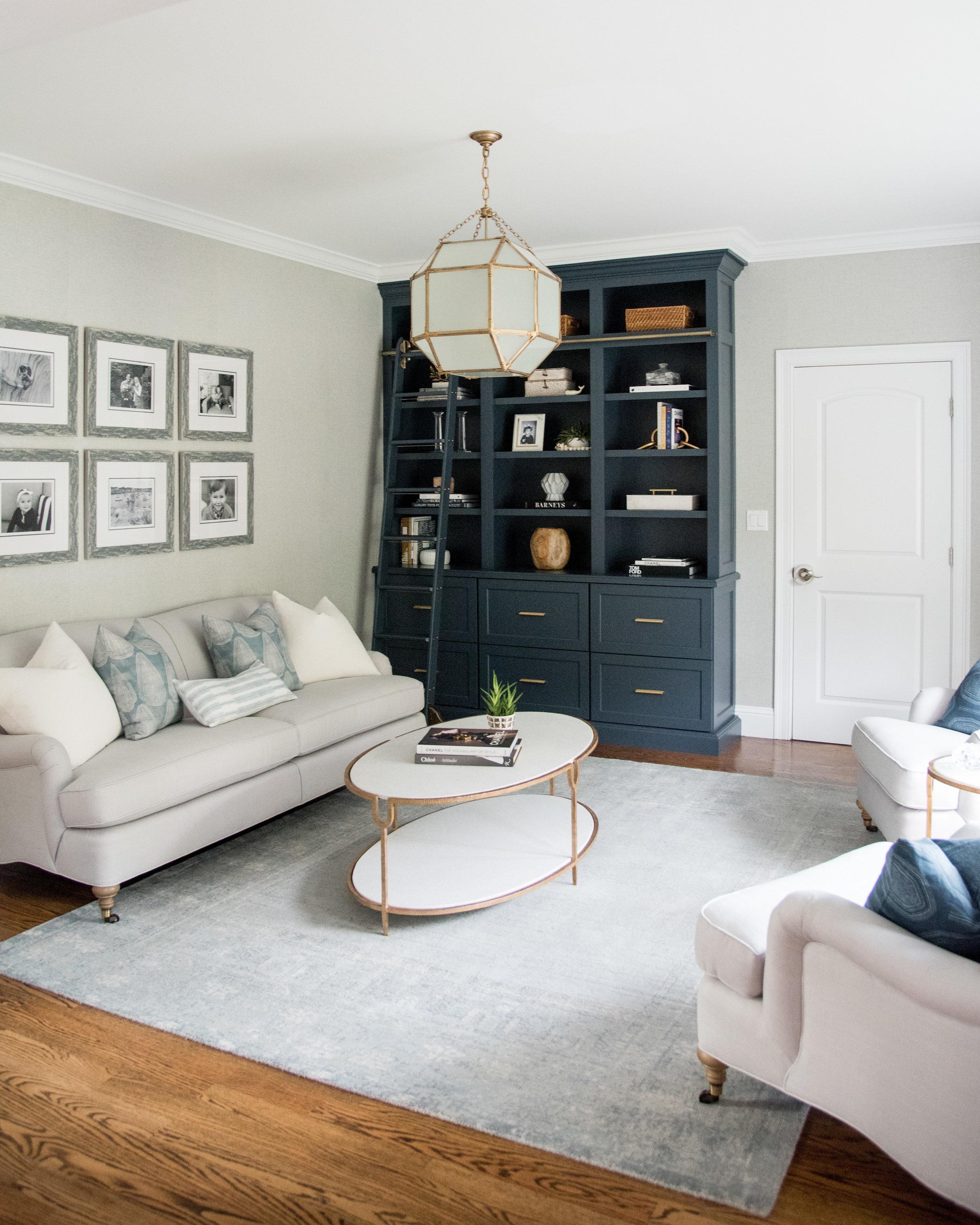 gina baran interiors + design