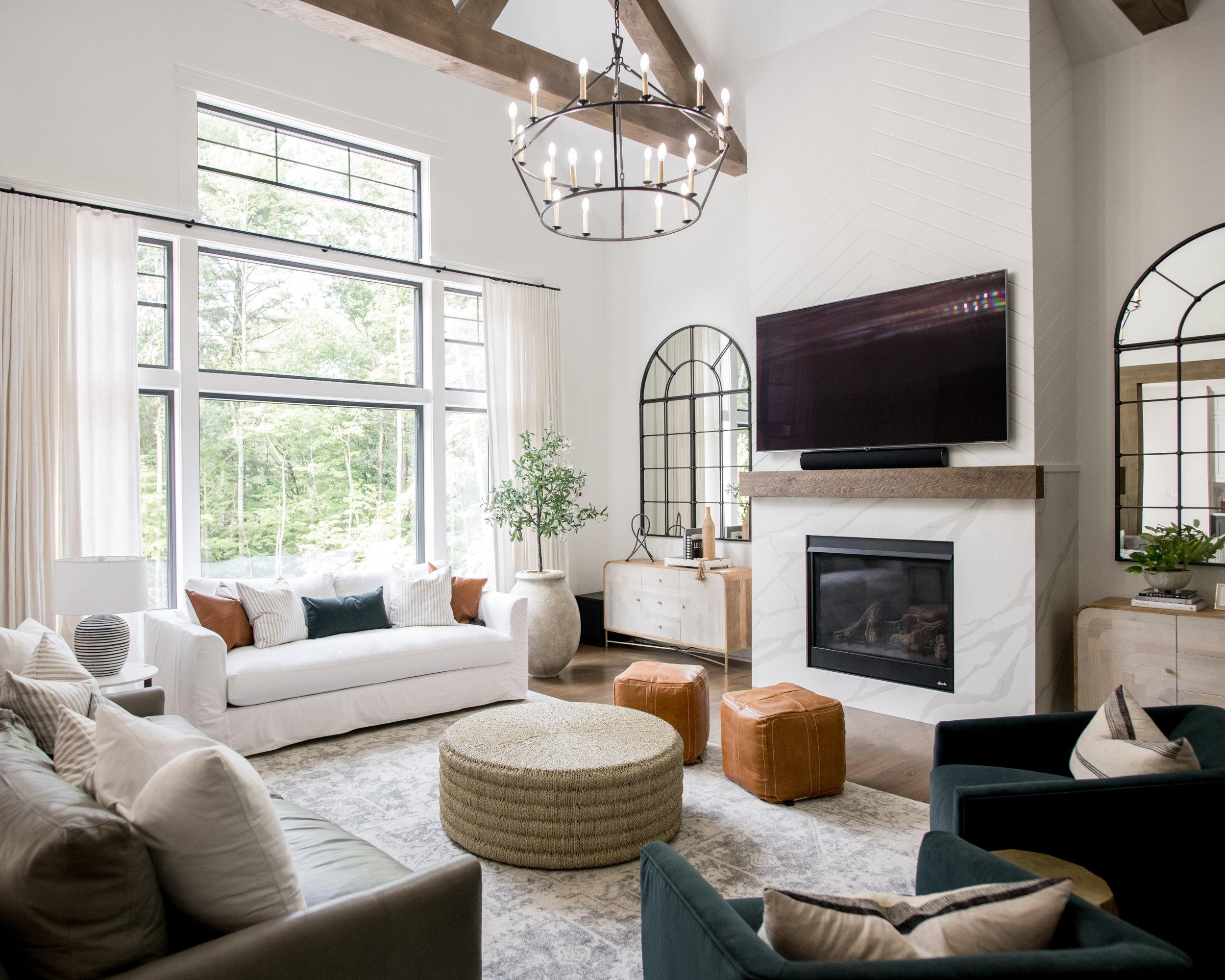 Ludlow Windham Nh Interior design