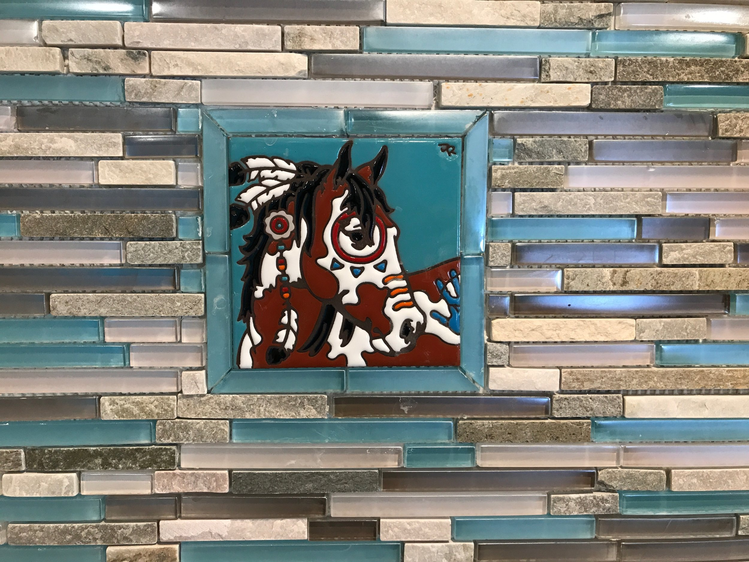 Backsplash Accent Tile