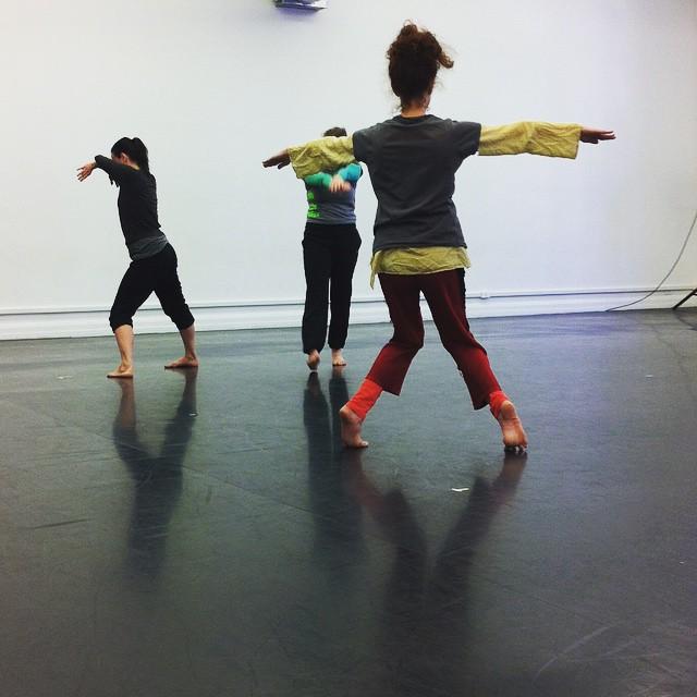 Airmail dances rehearsal #remycharlip