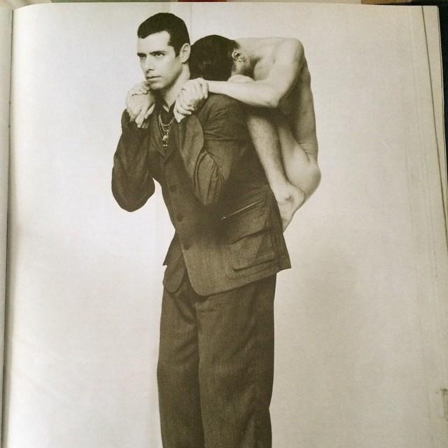 Joseph Lennon Dennis O'Connor gorgeous as always #danceink