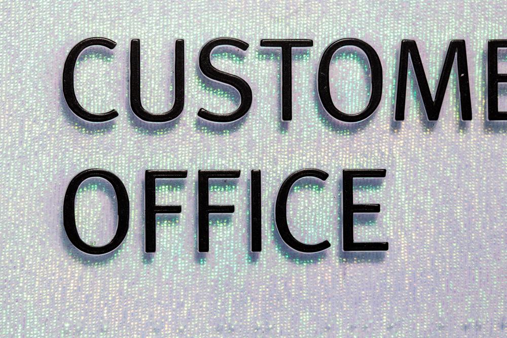 Online Sign Design