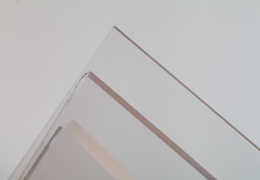 Clear Acrylic sign idea