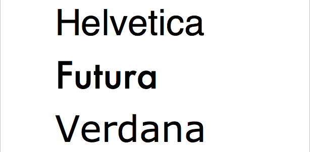 ada approved fonts