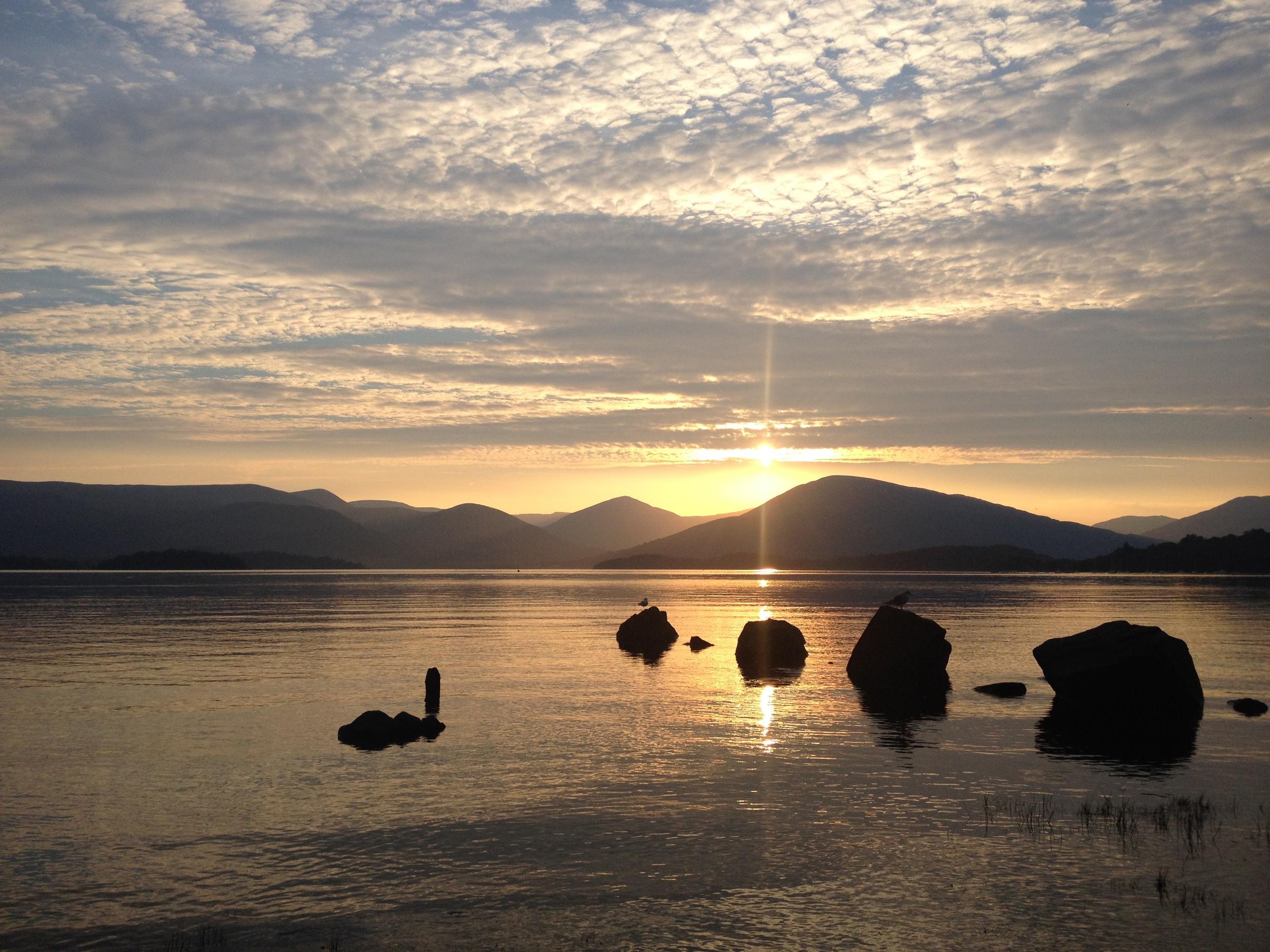 sunset-over-loch-lomond