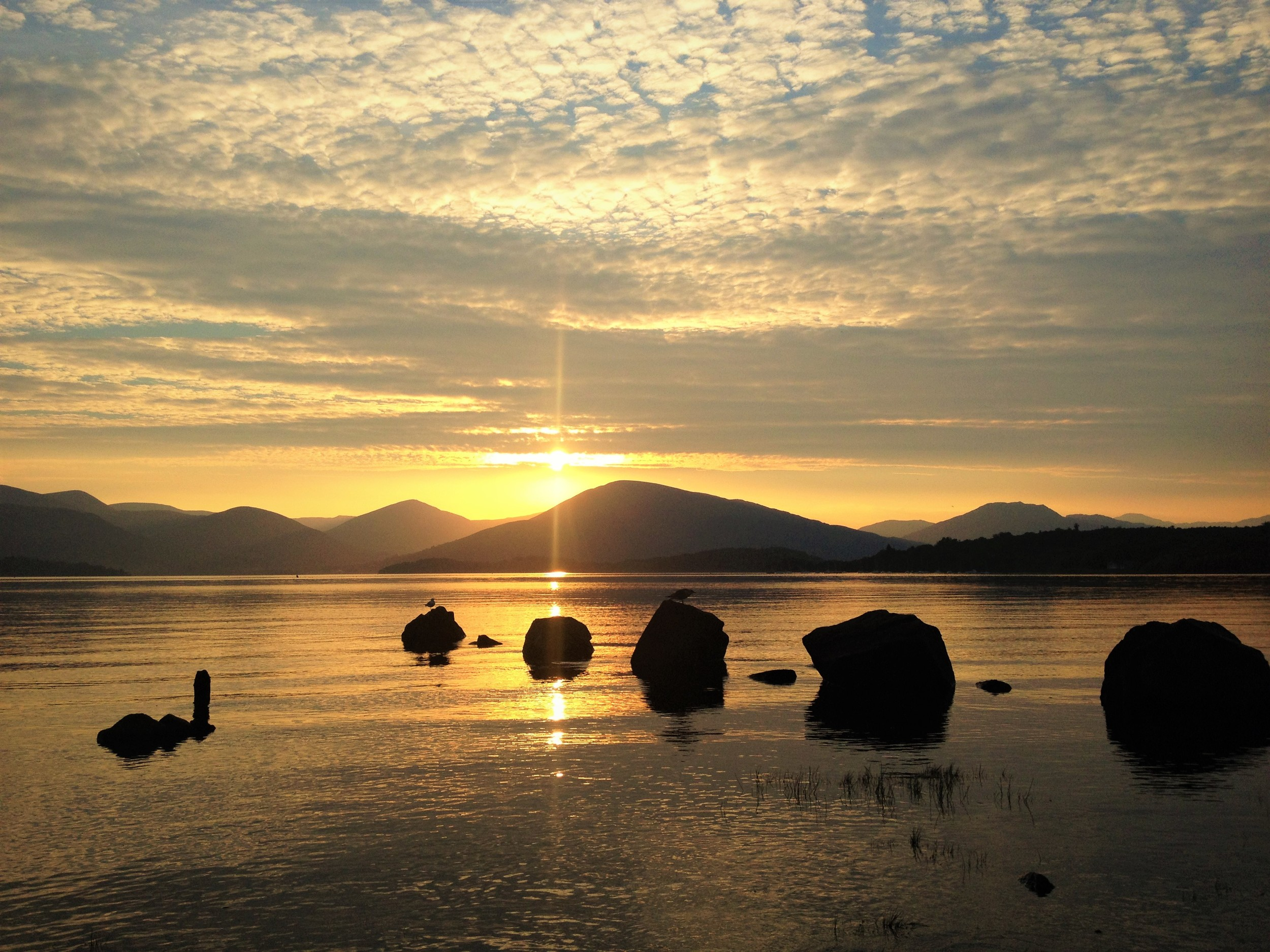 Millarochy Bay has always been a popular place for photography, it's easily accessible and produces great scenery. With the mountains over on West Loch Lomond and the islands in between, it's a great place for a sunset