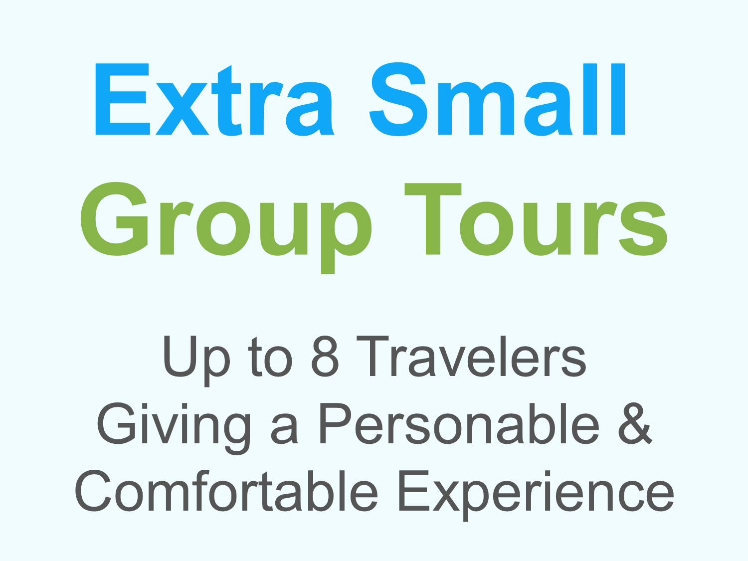 extra small group tours in scotland