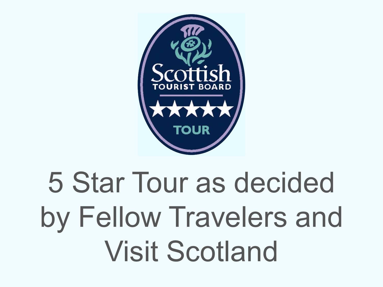 5 star tours in Scotland