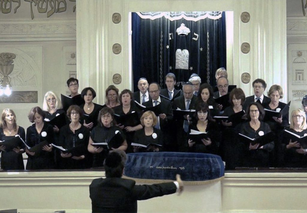 Ensemble Choral Copernic (Paris, France) Musical Director-Itai Daniel