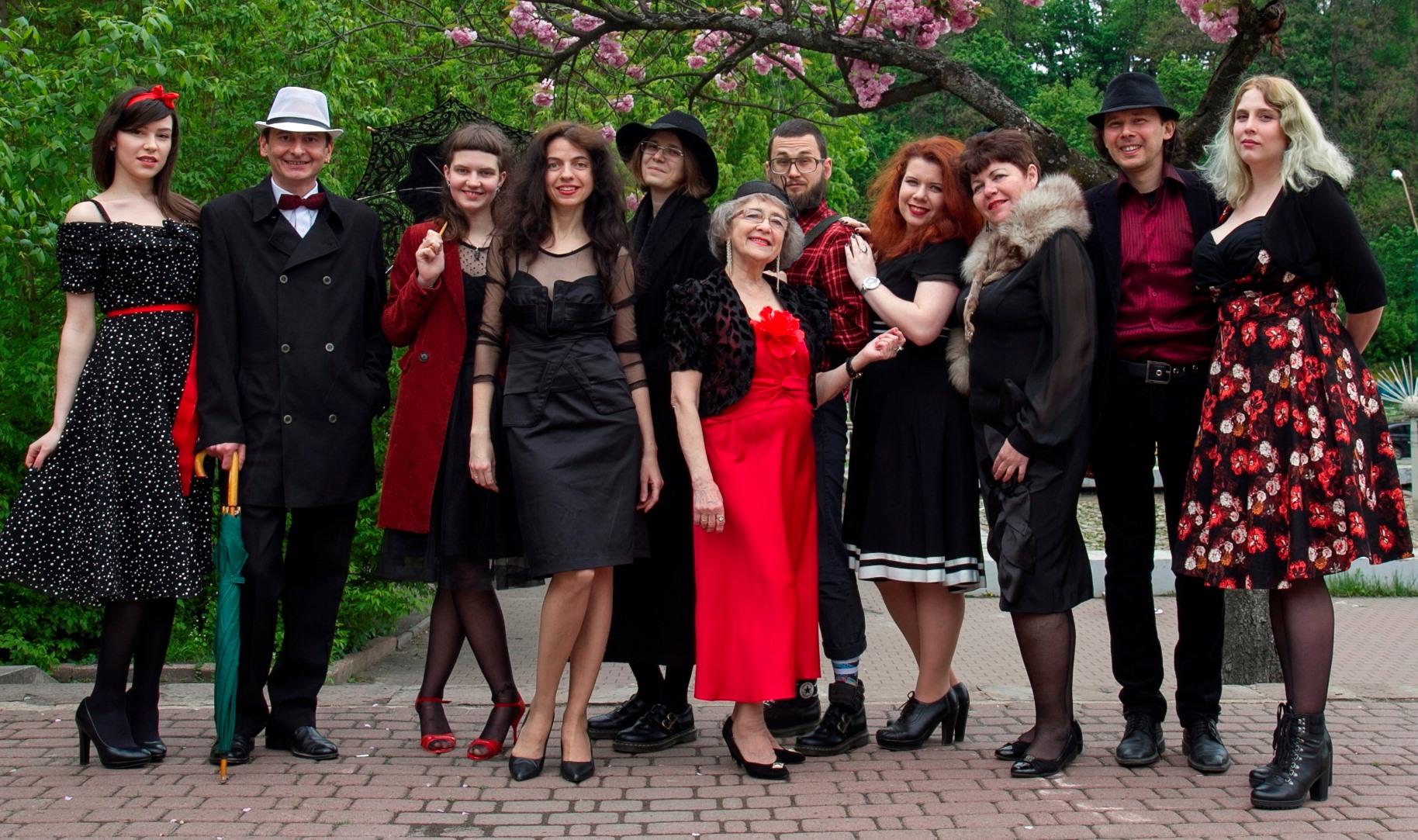 Shtrudl (ex Varnitshkes) (Lviv, Ukraine) Musical Director-Alex Somish