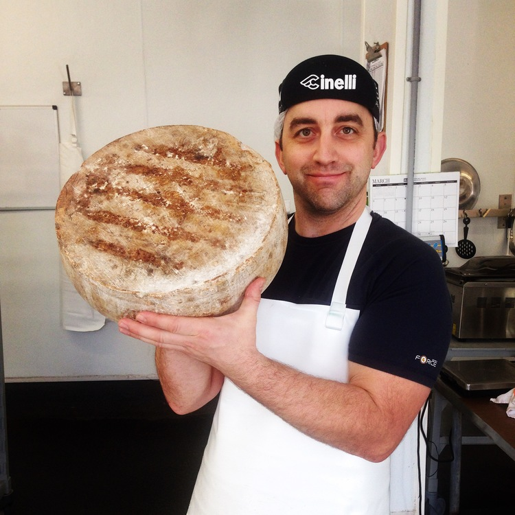 Blain Hages - Head Cheesemaker
