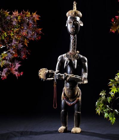 Koulango Statue