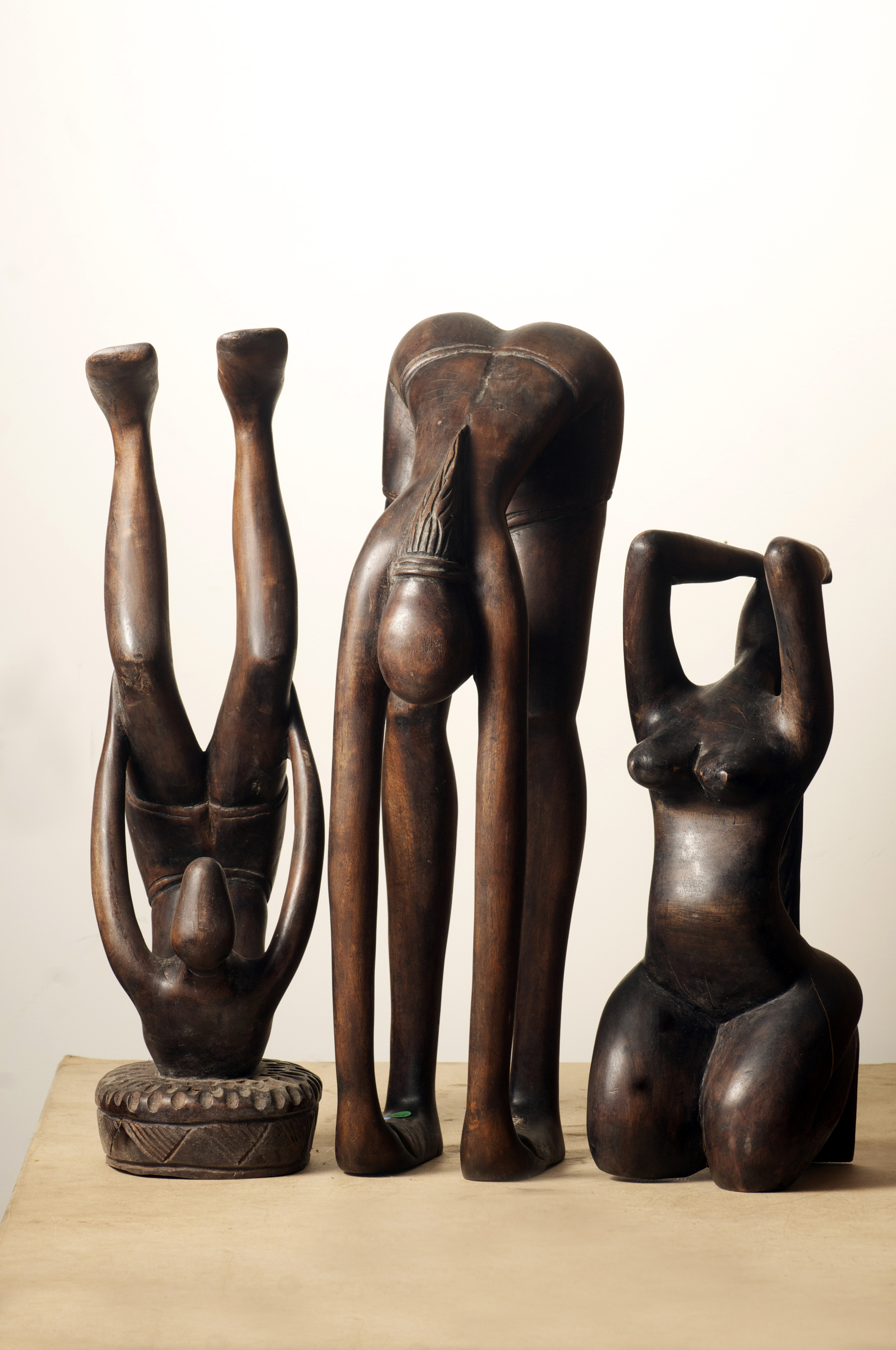 Olympic Athlete figures, Cote D'Ivoire. Height 23 inch.Pp.$315.00 each.jpg