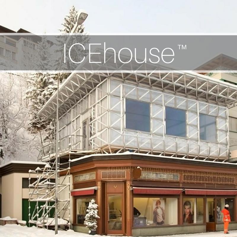 ICEhouse + Wonderframe: Media Strategy