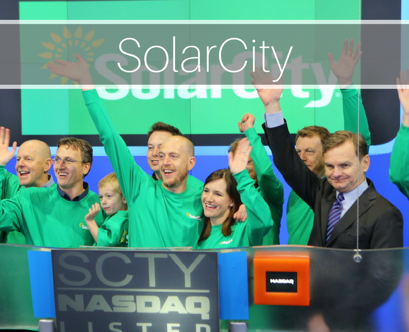 SolarCity: Media Strategy, Creative Content, Community Impact
