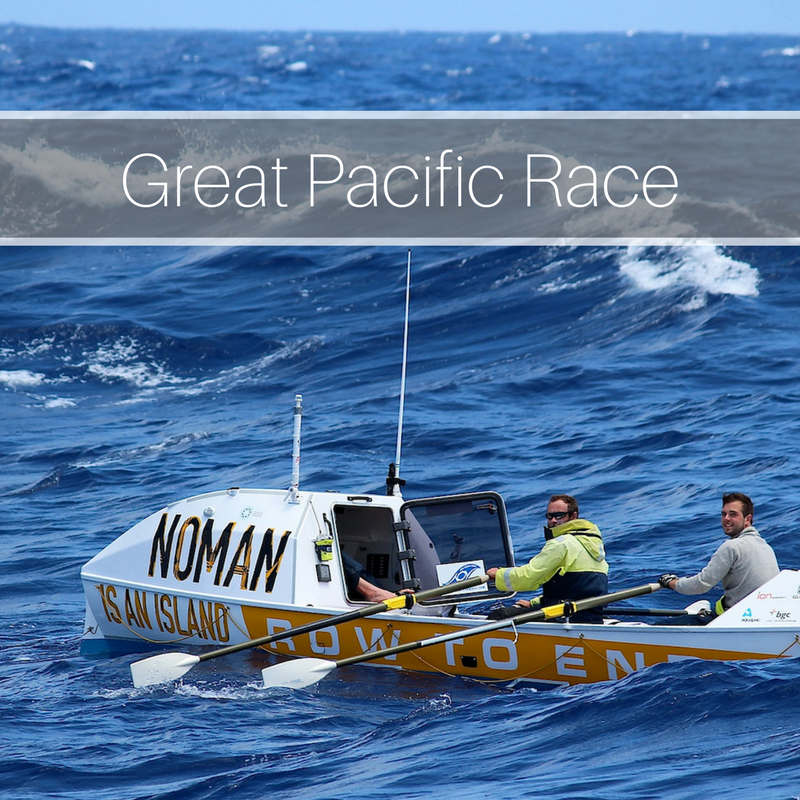 The Great Pacific Race: Media Strategy, Profile Building, Community Impact, Events