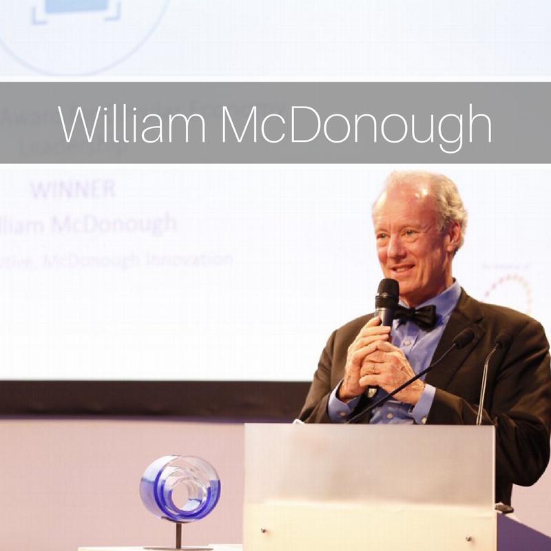 William McDonough: Media Strategy, Profile Building