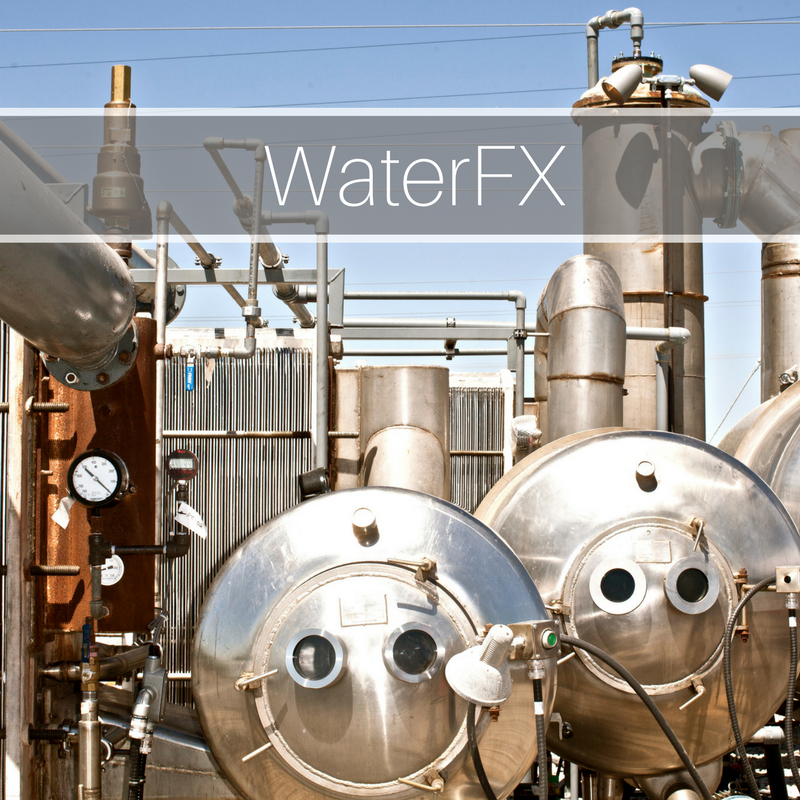 WaterFX: Launch Strategy, Response to Drought, Agriculture
