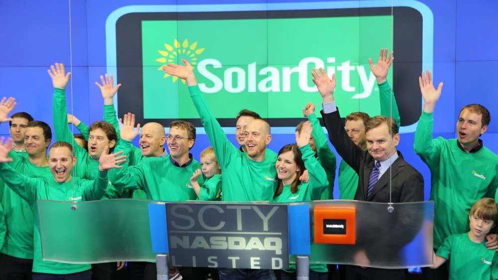 solar city -