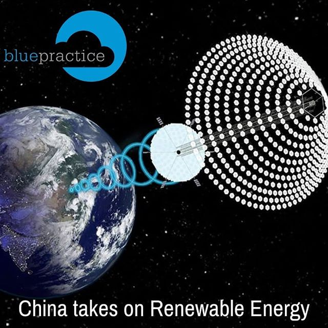 """This week we learned of the idea of """"solar satellites,"""" which was attempted during the 1970s by #innovators such as #NASA. Now, 49 years later, #China has joined the space party, stepping up as a leader in #solarenergy and attempting to harness #power from #space. China Daily said that the nation is in the process of building a test facility in Chongqing to determine the best way to transmit solar power from orbit to the ground. We love exploring current global tech innovation in the #renewable #energy sector. Read the news on NBC News Mach for more: (emoji) — 'Solar farms in space could be renewableenergy's next frontier'. . . . . . .  #renewableenergy #renewables #solar #progress #spaceexploration #innovate #communications #earth #sustainability #readmore #learn #education #advocacy #marketing #publicrelations"""