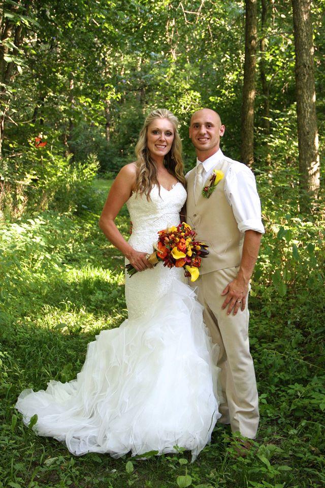 woodsweddingwisconsinoutdoorwedding