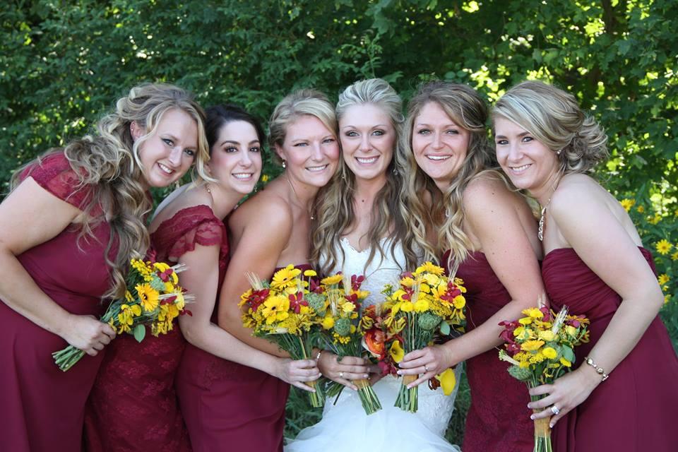 wisconsin woods wedding planner