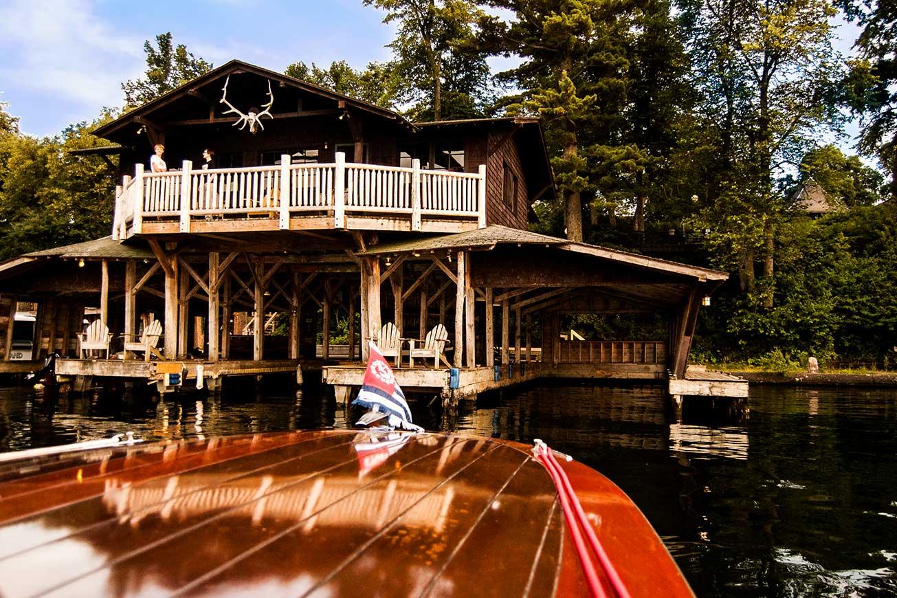 Photo courtesy of  Stout's Island Lodge