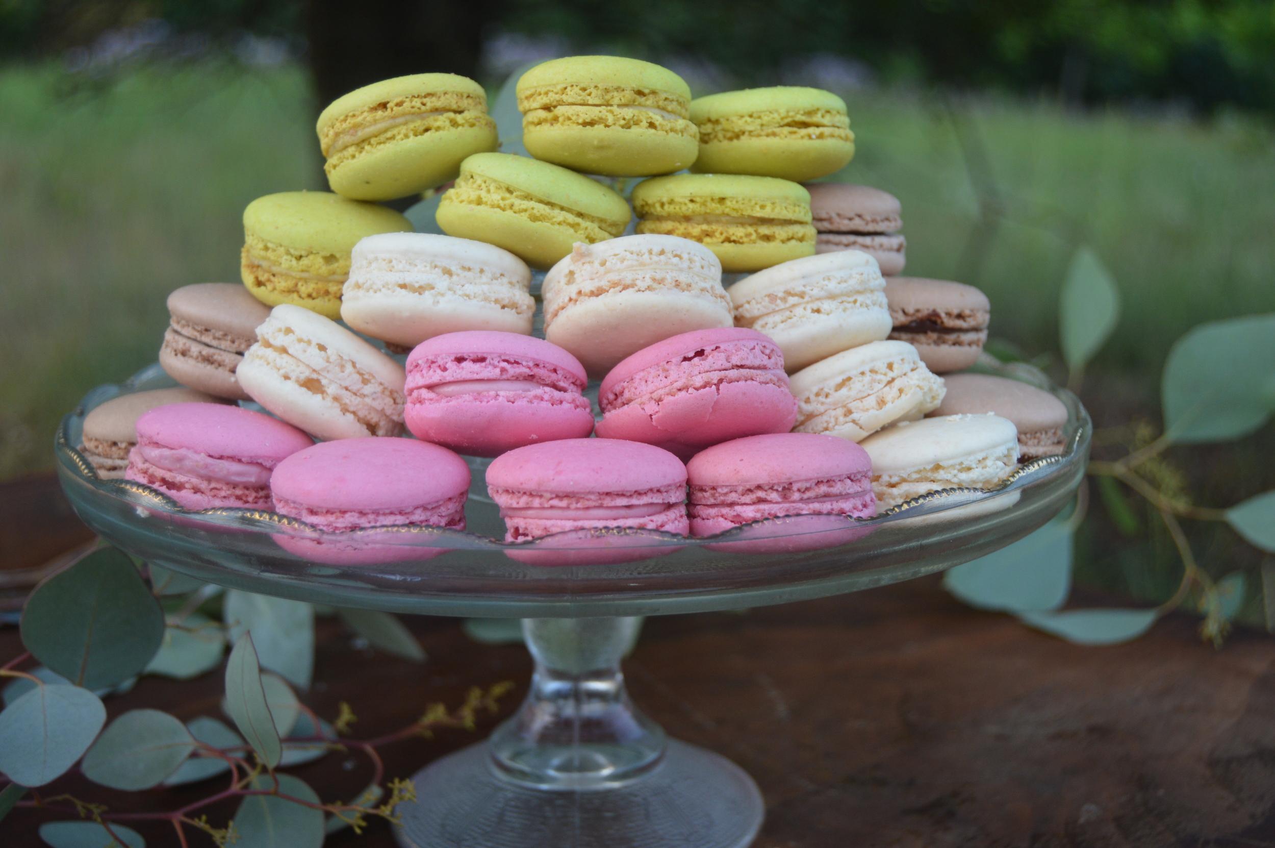 macaron station french macaron station french macarons wedding macarons