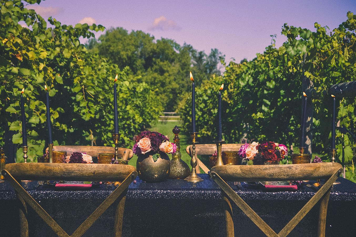 fall wedding vineyard wedding fall vineyard wedding