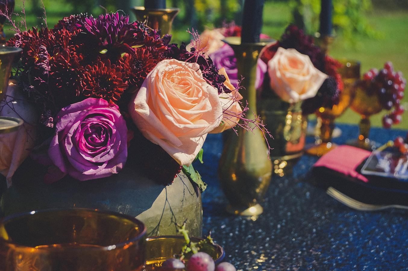 fall burgundy wedding fall wedding colors