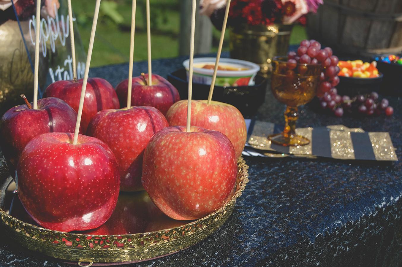 carmel apple station
