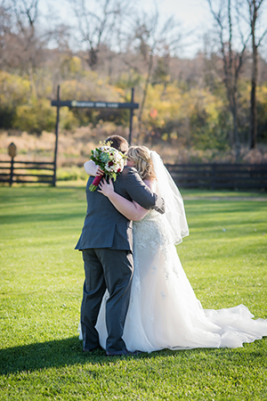 wisconsin wedding outdoor barn vintage wedding