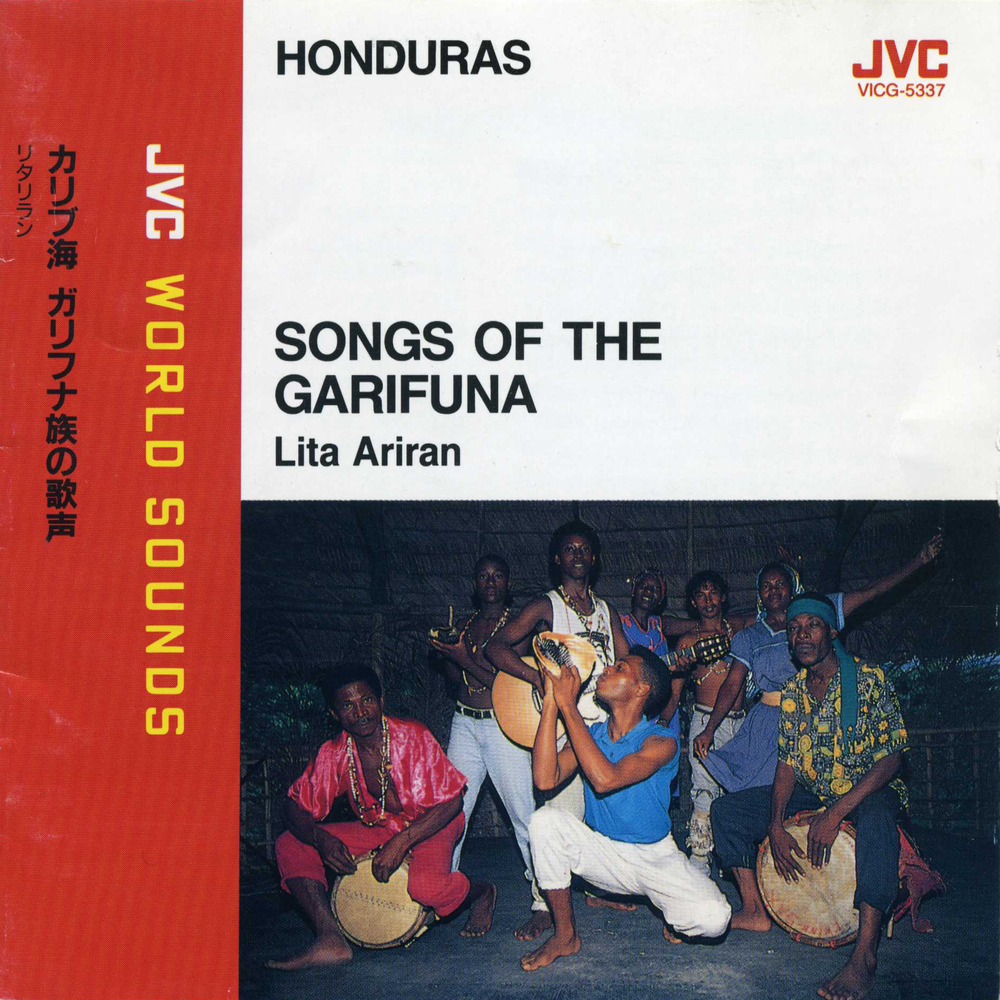 """SONGS OF THE GARIFUNA"" - LITA ARIRAN"