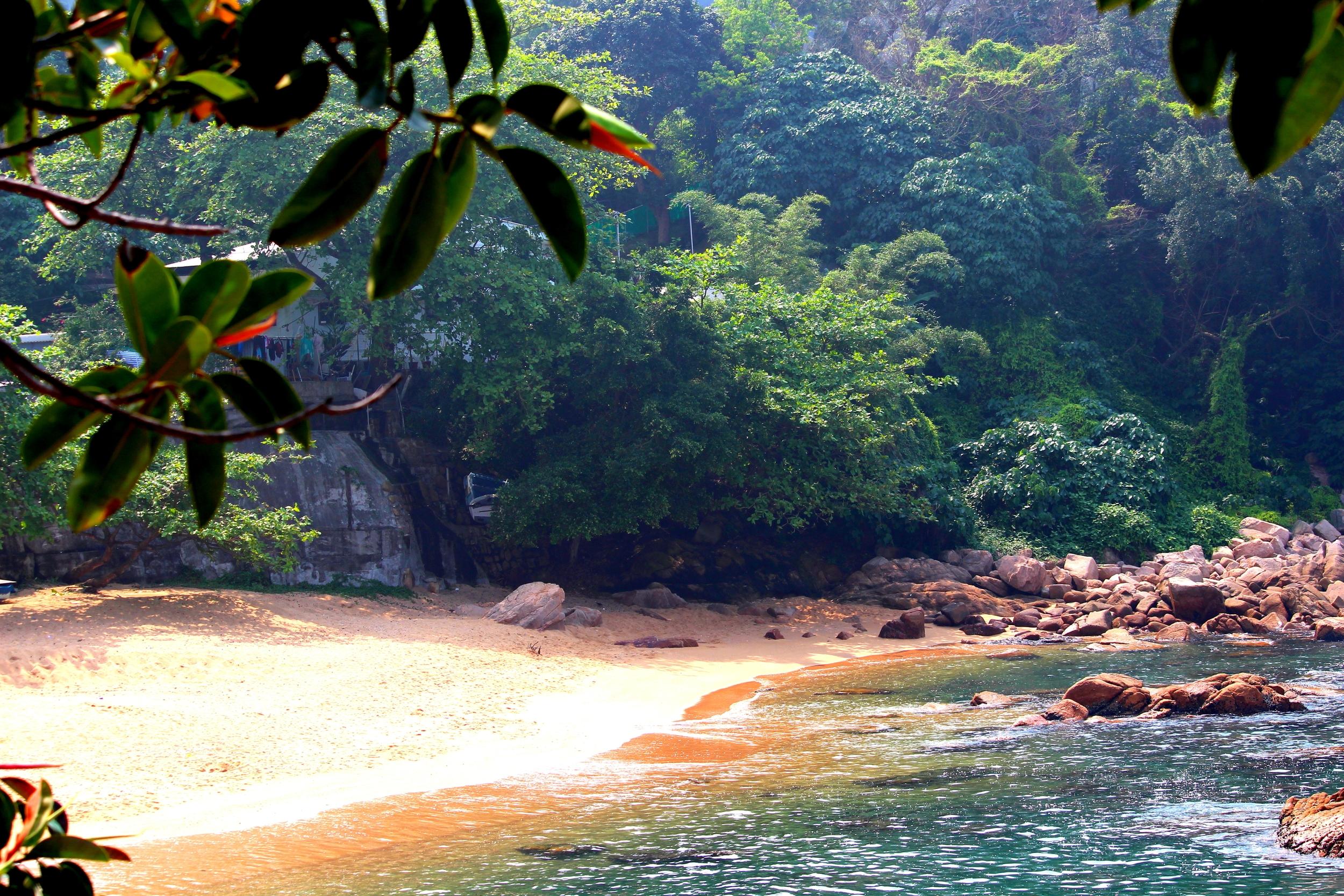 Chung Hom Kok Beach