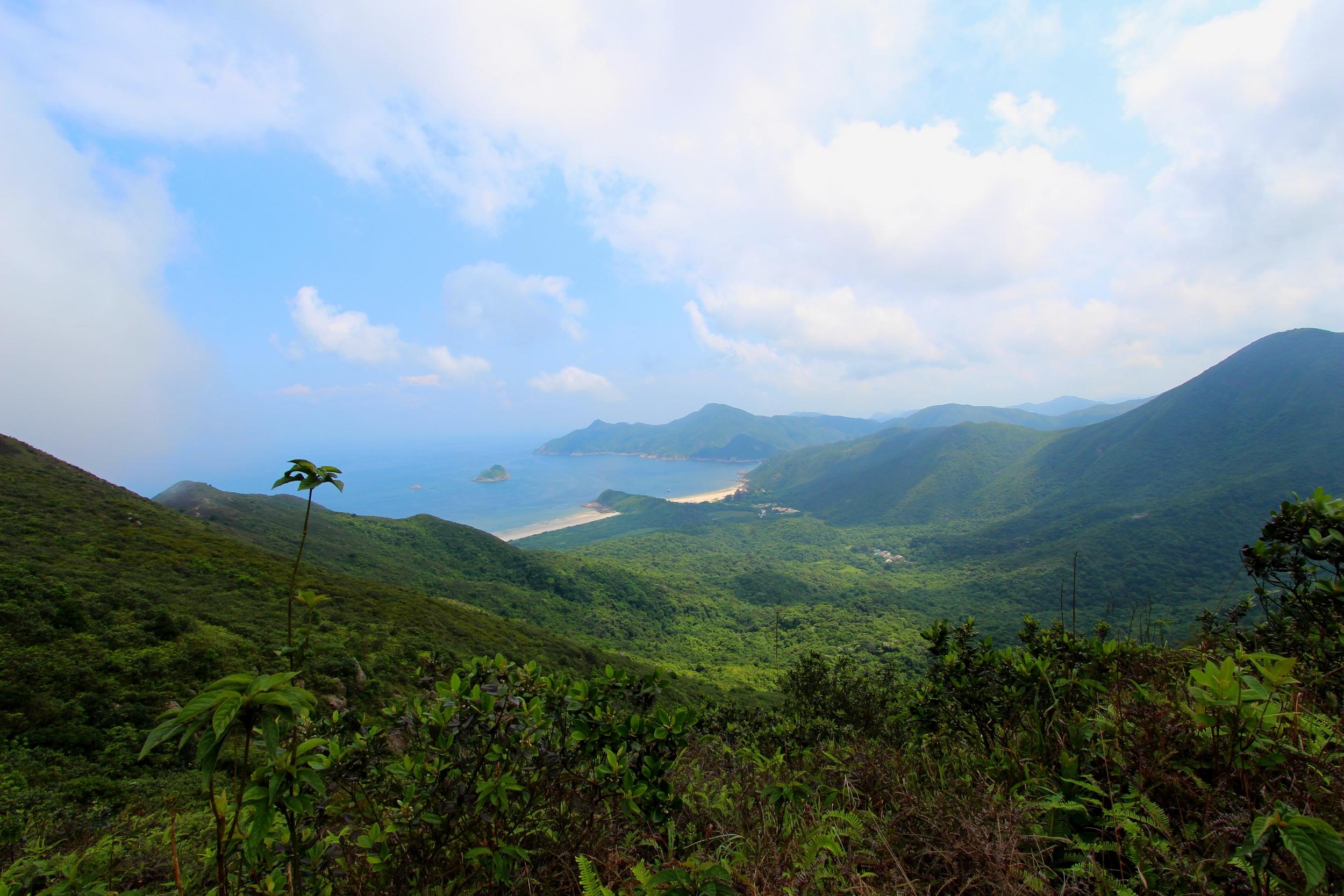 Nam She Tsim (Sharp Peak) Hike