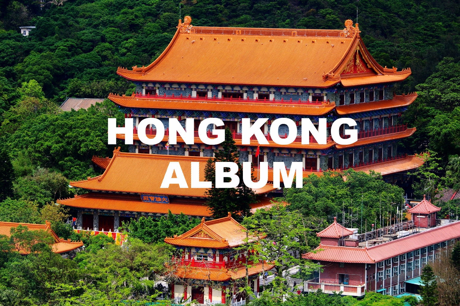 Hong Kong Album