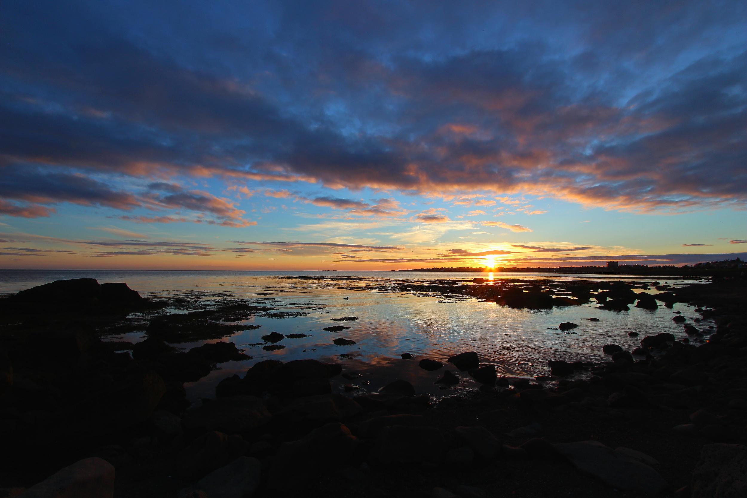 Reykjavik Midnight Sun