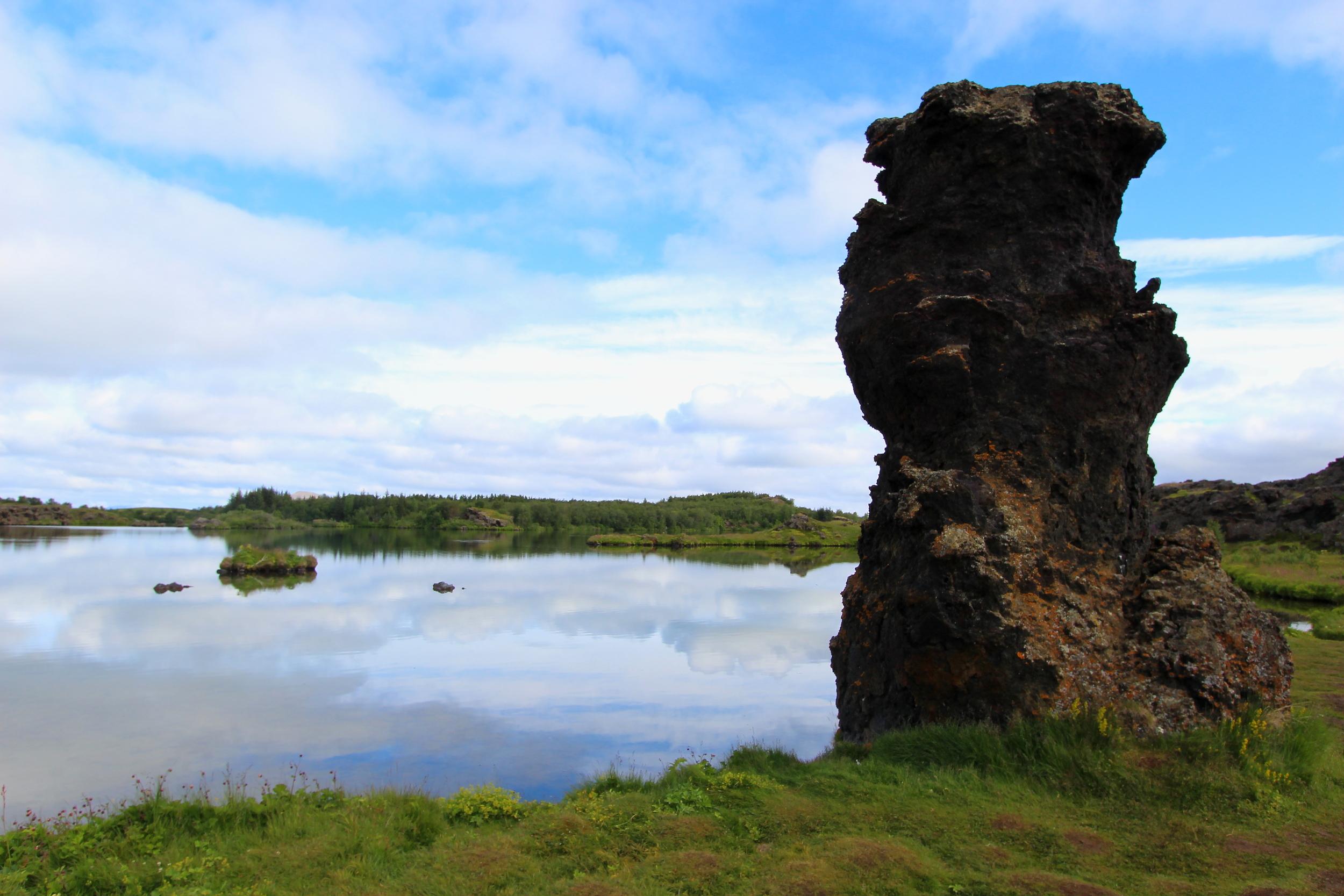 Mývatn - A Lake Between Volcanoes