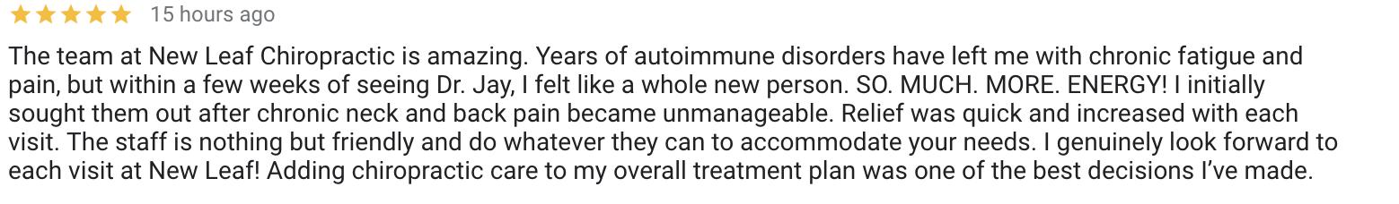 Autoimmune disorders natural cures longmont chiropractor
