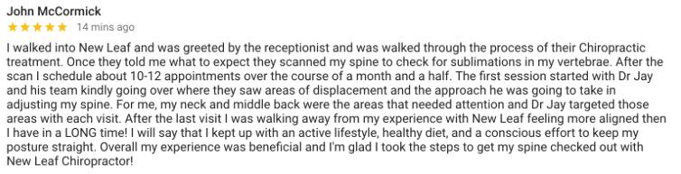 Chiropractor Longmont Wellness