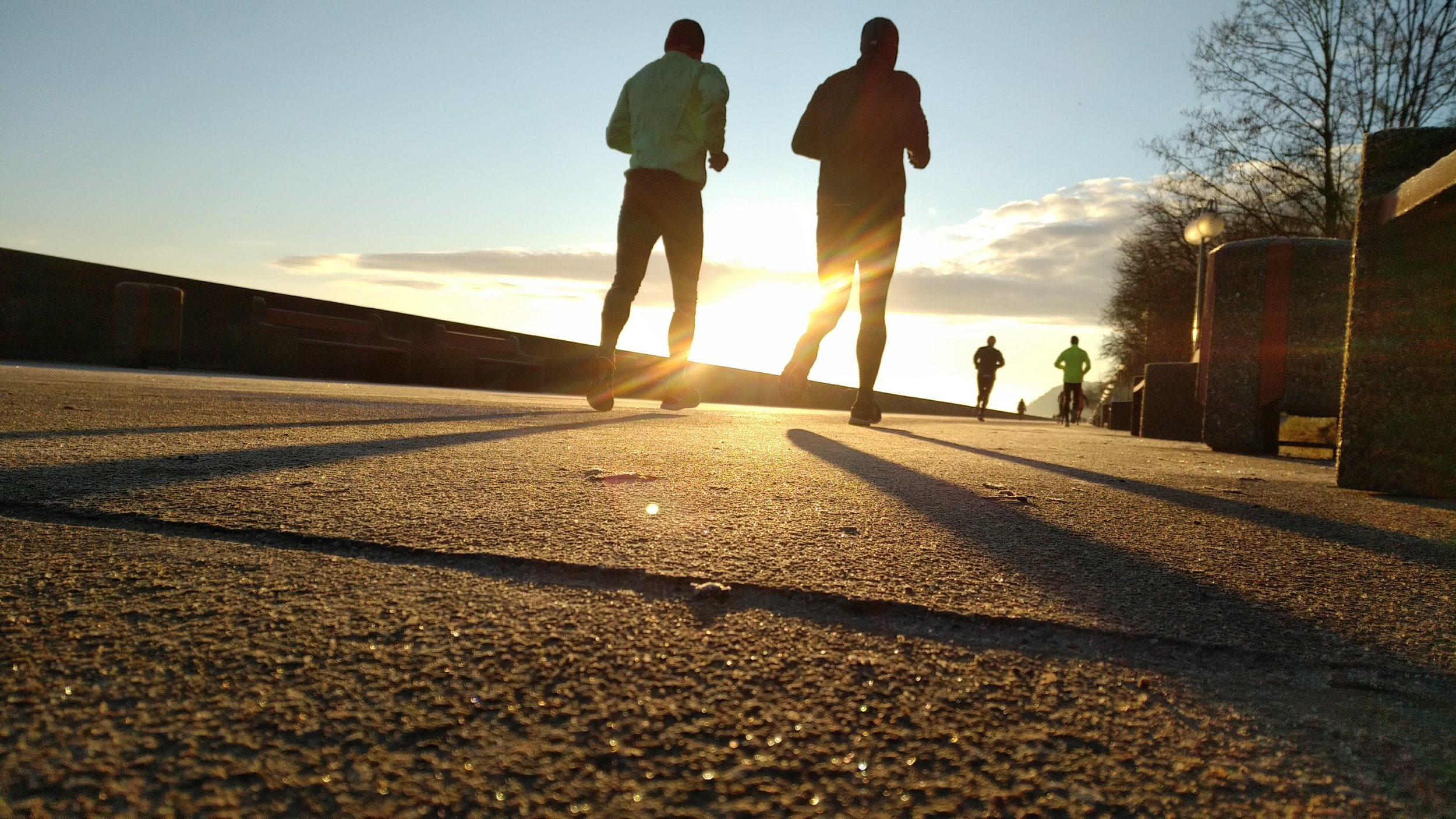 Running Longmont