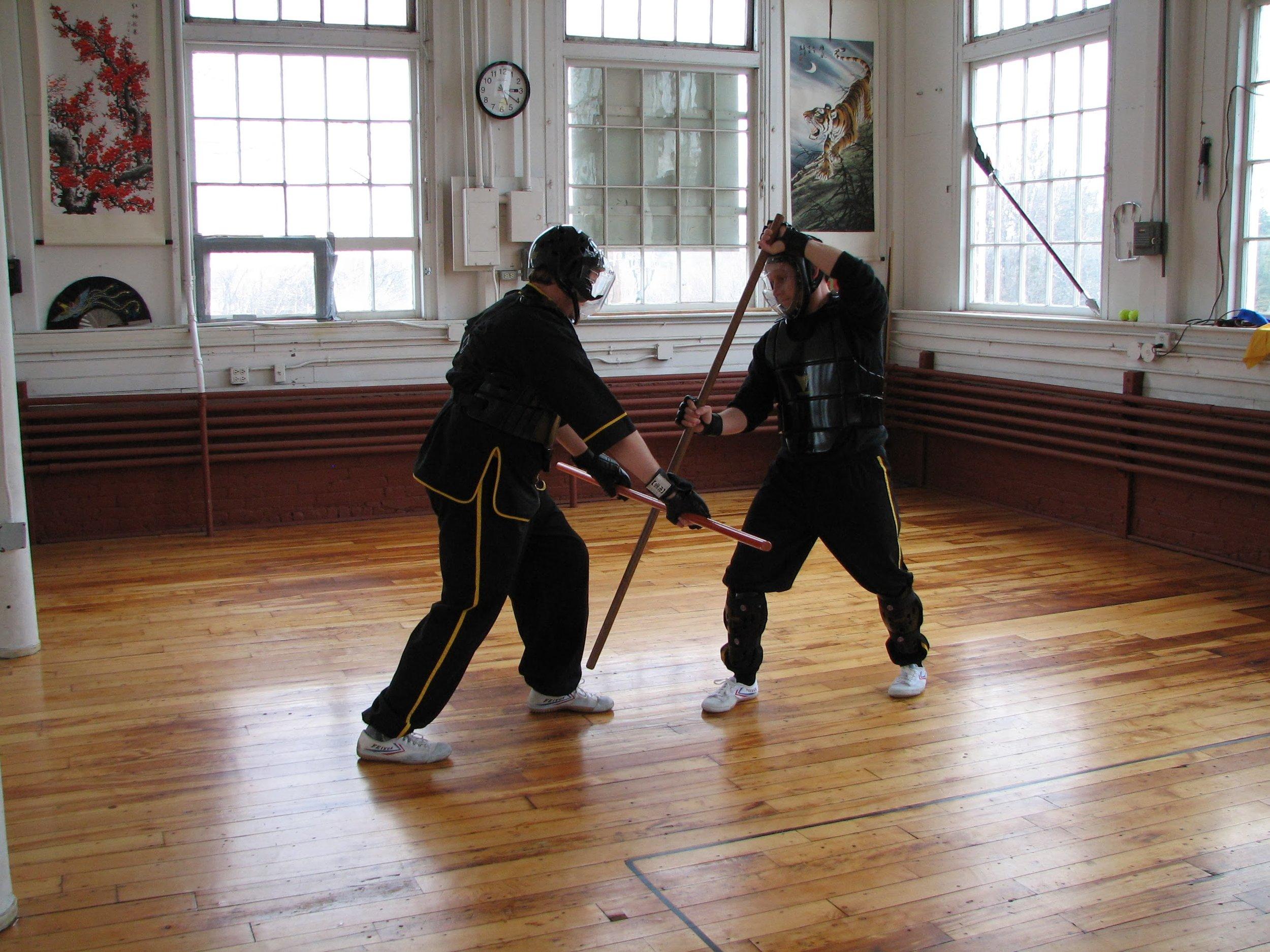 Staff vs Staff - circa 2006