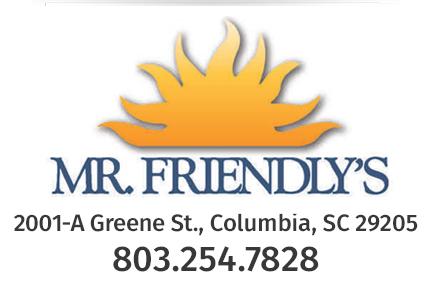 Mr. Friendlys