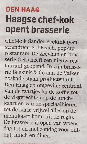 Brasserie Beekink