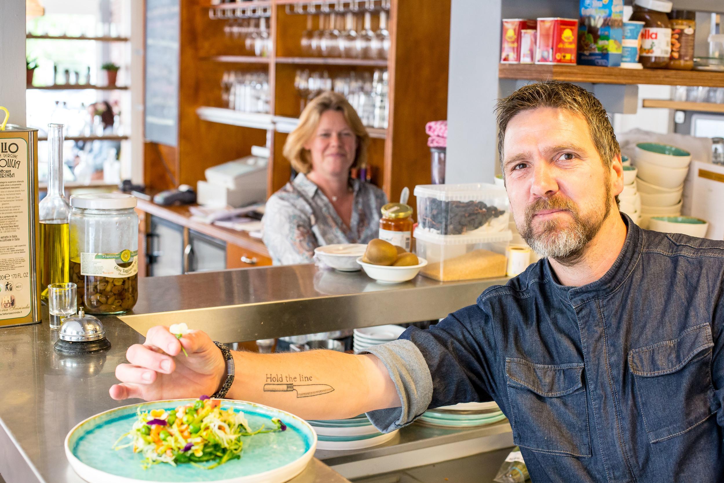 Sander en Jolanda Beekink | Brasserie Beekink