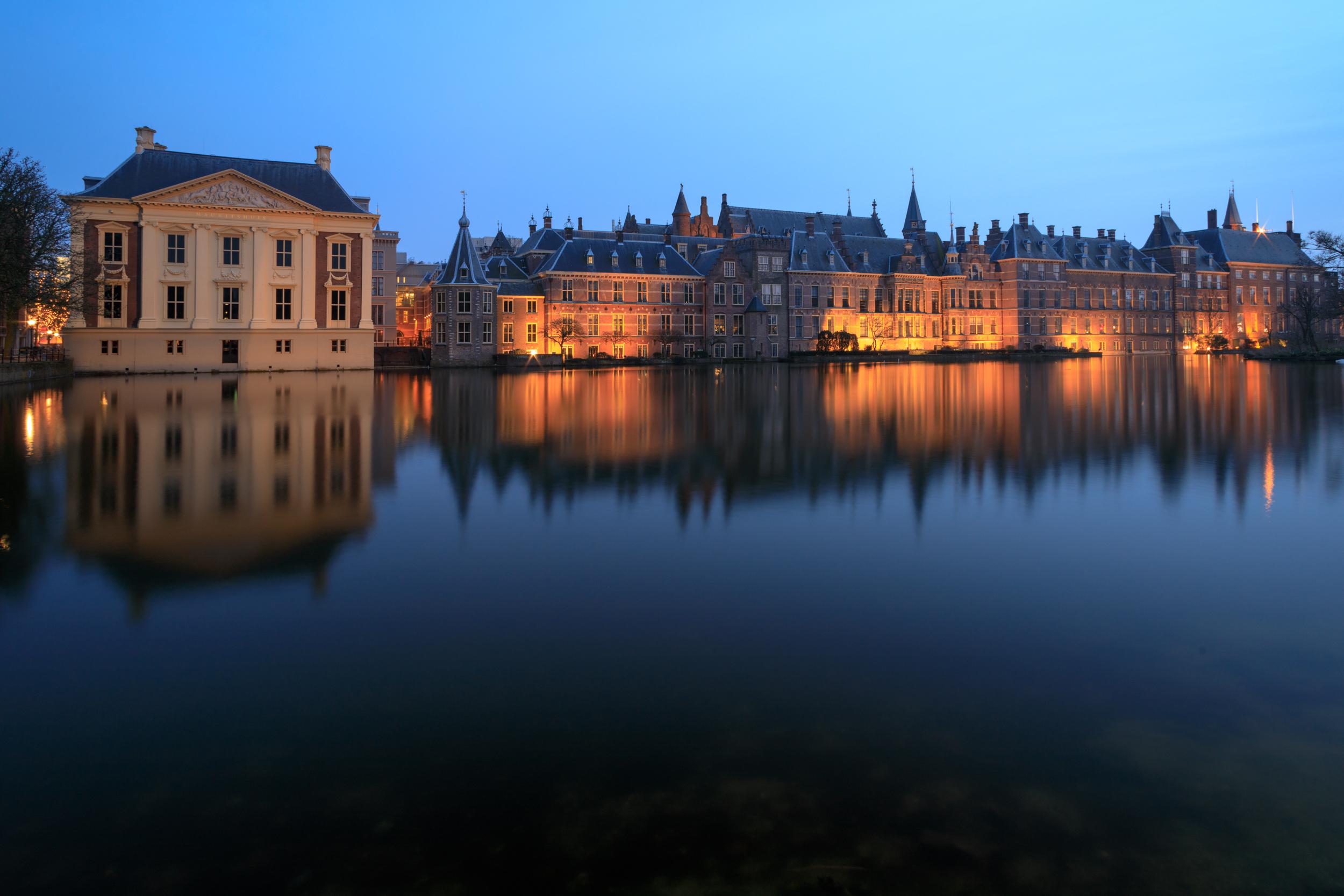 Hofvijver | Binnenhof | 't Torentje | Mauritshuis-4.jpg