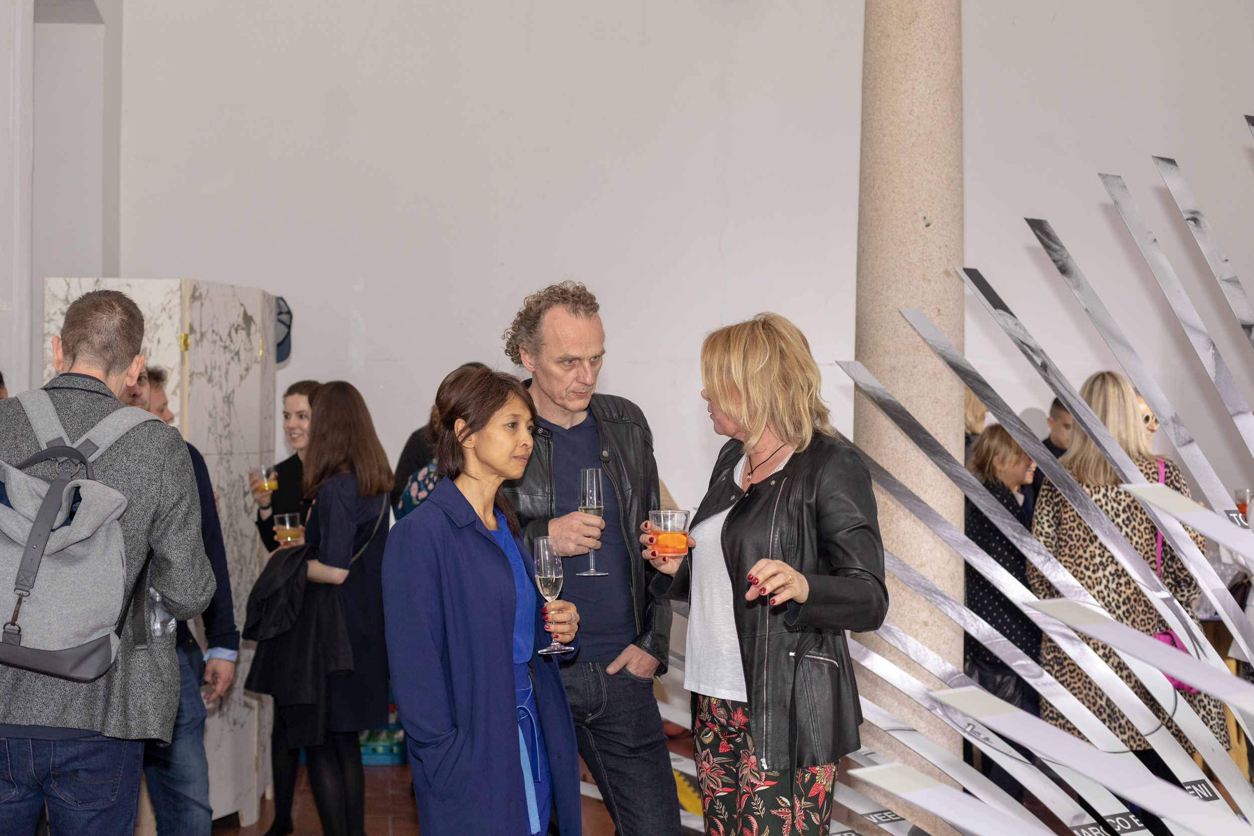 Cocktail party | Geomterics Wallpaper | NLXL Milan 2019-14.jpg
