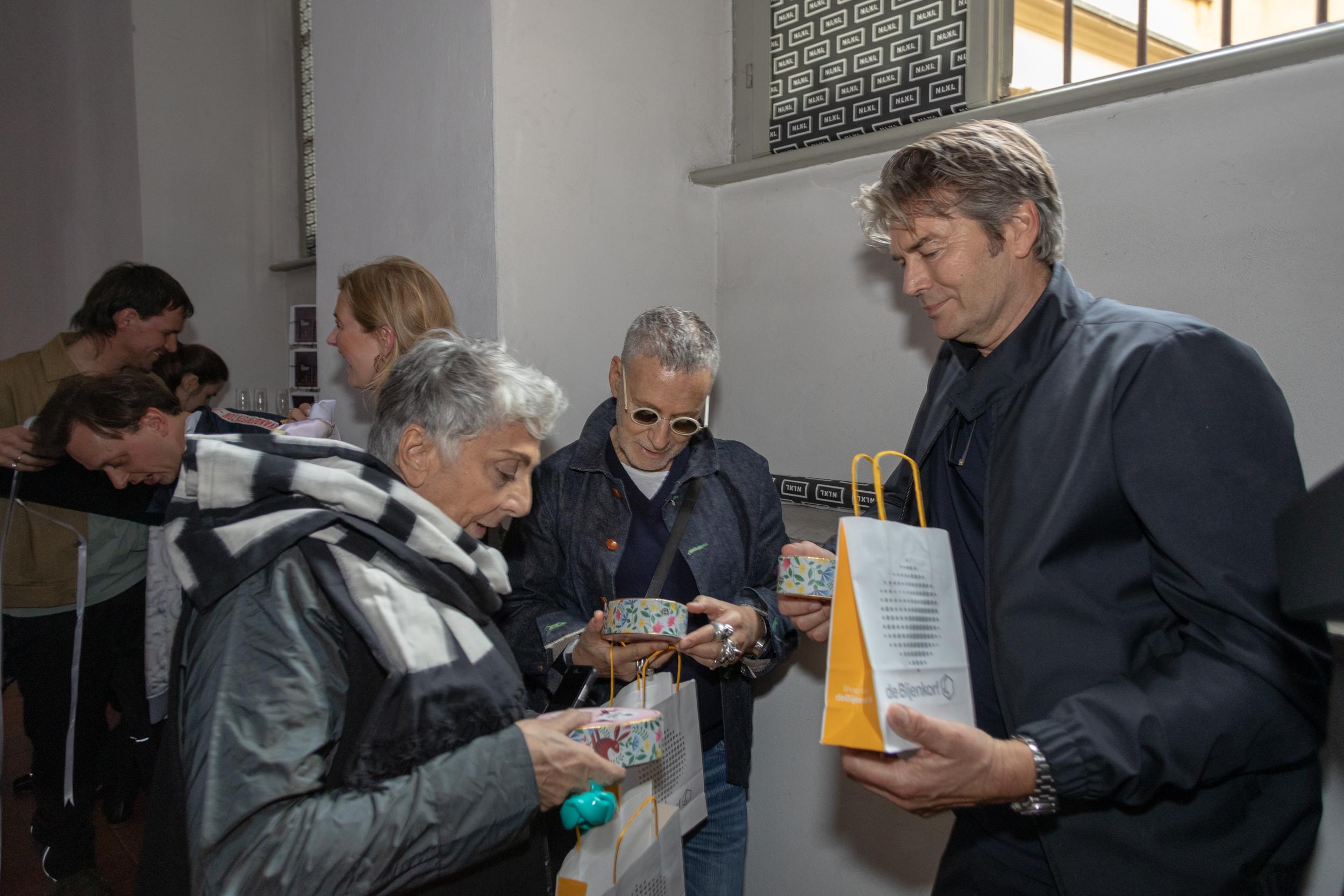 Cocktail party | Geomterics Wallpaper | NLXL Milan 2019-80.jpg