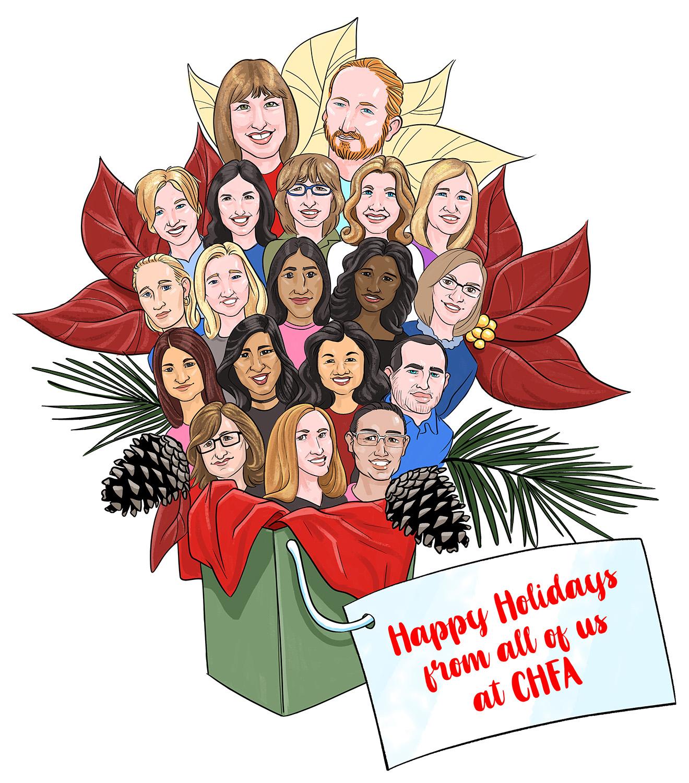Company Christmas Card!