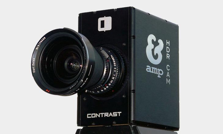 High Dynamic Range Camera - 17+f stops